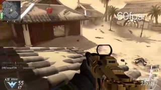 MIRAGE 60FPS vs. 30FPS PS3 | Black Ops 2