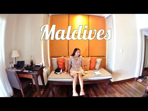 Room Tour - Kurumba, Maldives
