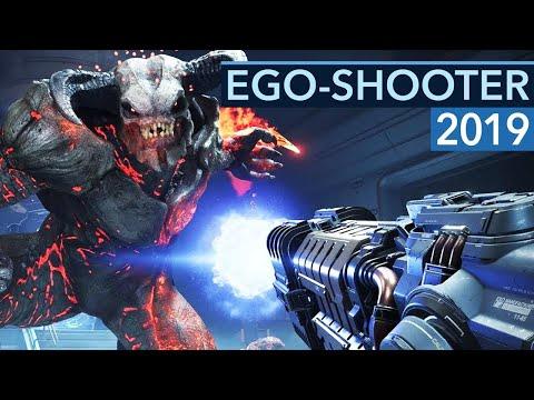 20 neue Ego-Shooter für 2019 auf PC, PS4, Xbox One & Nintendo Switch