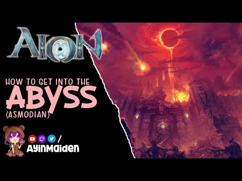 ★ Aion ★ - How To Get Into The Abyss - Asmodian