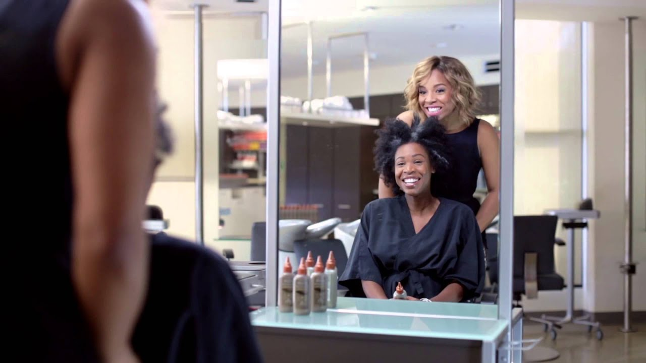 Clairol Professionals Advance Gray Solution With Kiyah Wright Youtube