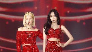 에이핑크 2019 연말무대 응응 교차편집 Apink 2019 year-end stage Eung Eung s…