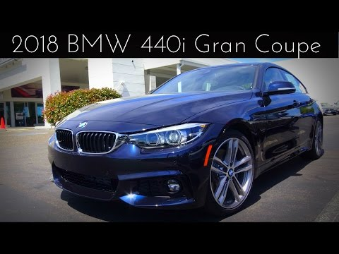 2018 BMW 4 Series 440i 3.0 L Turbocharged 6-Cylinder Review