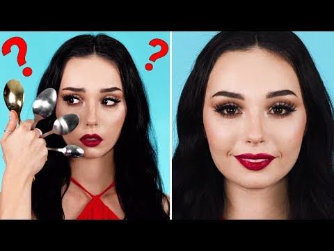 Break Up Your Makeup Routine With Unusual Makeup Tips & Tricks | DIY Beauty Hacks by Blusher thumbnail