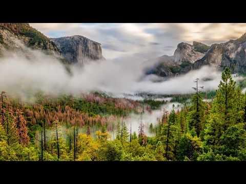 "Peaceful music, Relaxing music, Instrumental Music ""Morning at Yosemite"" by Tim Janis"
