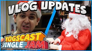 Vlog Update! - Christmas, Livestreams, and good omens!