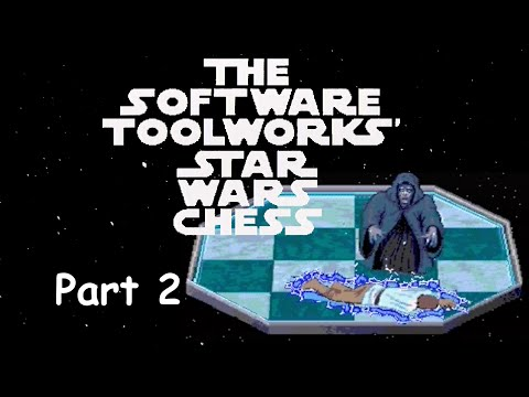The Software Toolworks' Star Wars Chess | Mega CD (PAL) | Part 2, Empire Gameplay