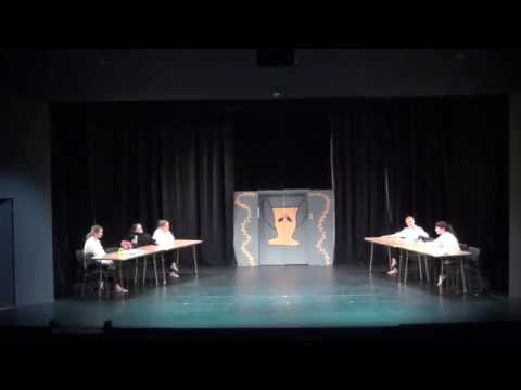 VATS Presents The Bacchae