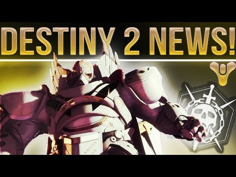 DESTINY 2 NEWS! (PC And Release Date News)