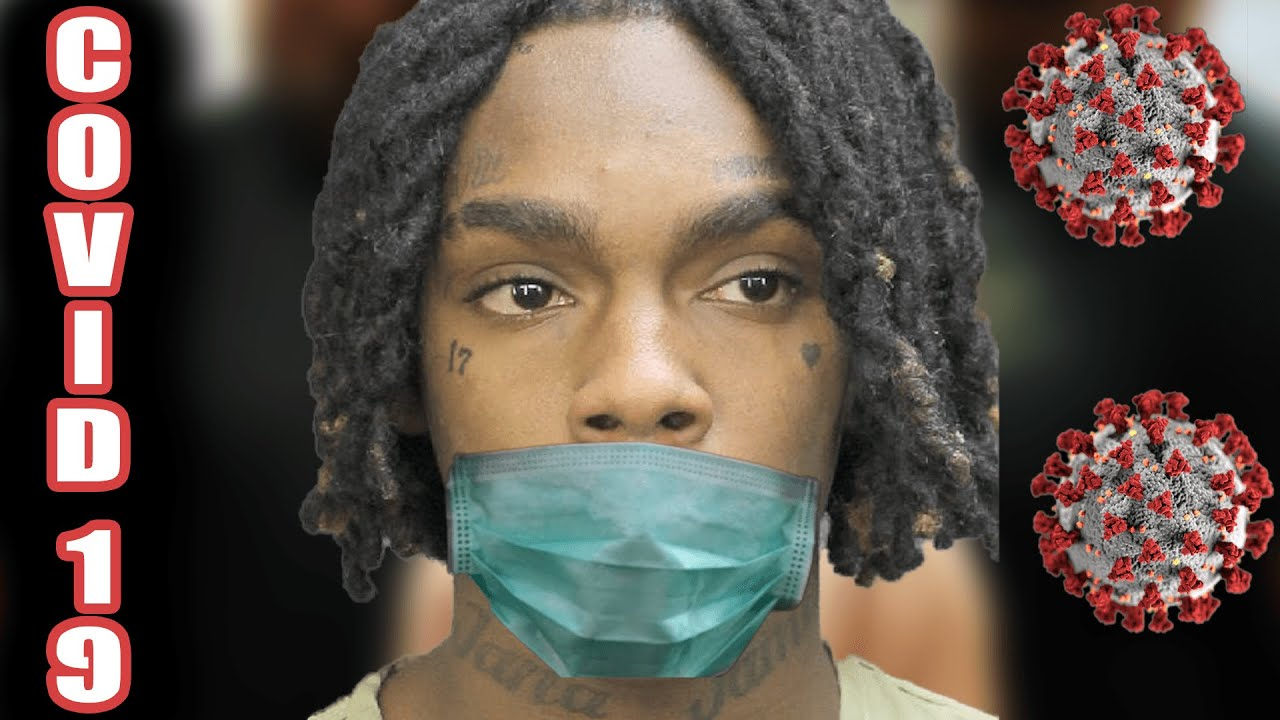 Rapper YNW Melly tests positive for coronavirus in Florida jail while ...
