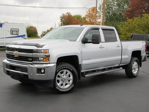 Best Lift Kit For Chevy 2500hd >> 2015 Chevrolet 2500 Leveling Kit Before and After | FunnyDog.TV