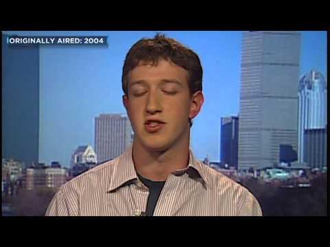 The Facebook : entrevue de Mark Zuckerberg sur CNBC (2004)
