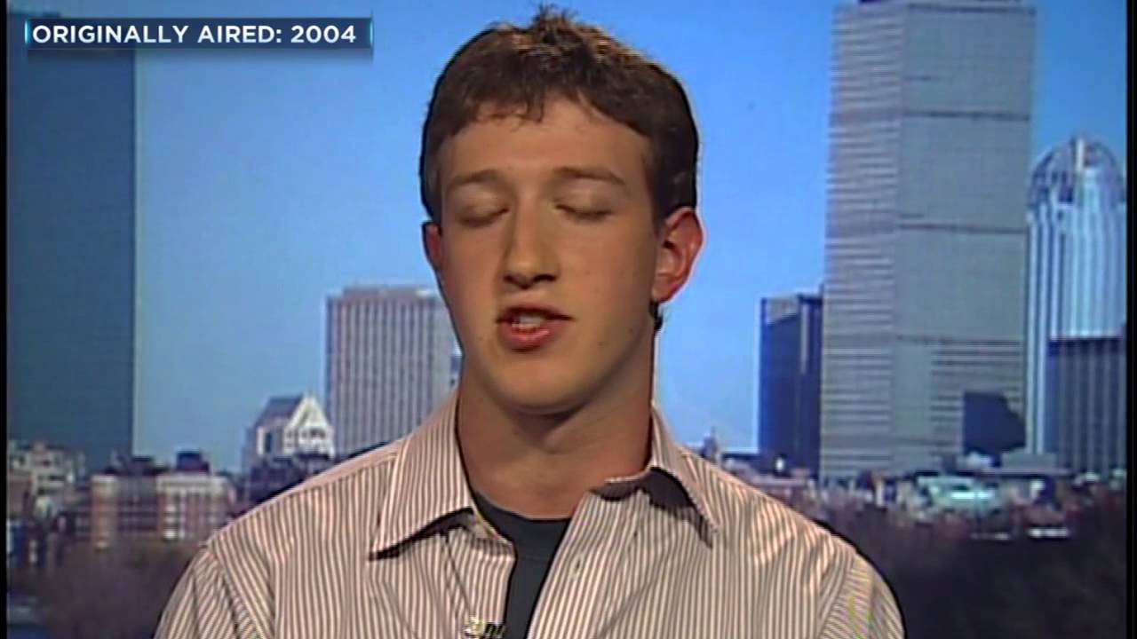 The Facebook : entrevue de Mark Zuckerberg sur CNBC (2004 ...