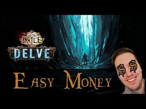 Path of Exile Money Making Tips For Lazy People in Delve PoE 34