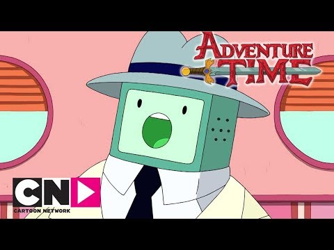 Adventure Time | BMO Salesman | Cartoon Network Africa