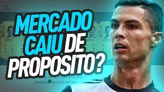 O SEGREDO NA QUEDA DO MERCADO - FIFA 20 UT