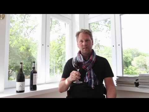 ARA Pinot Noir & Senorio de Cuzcurrita – Provning