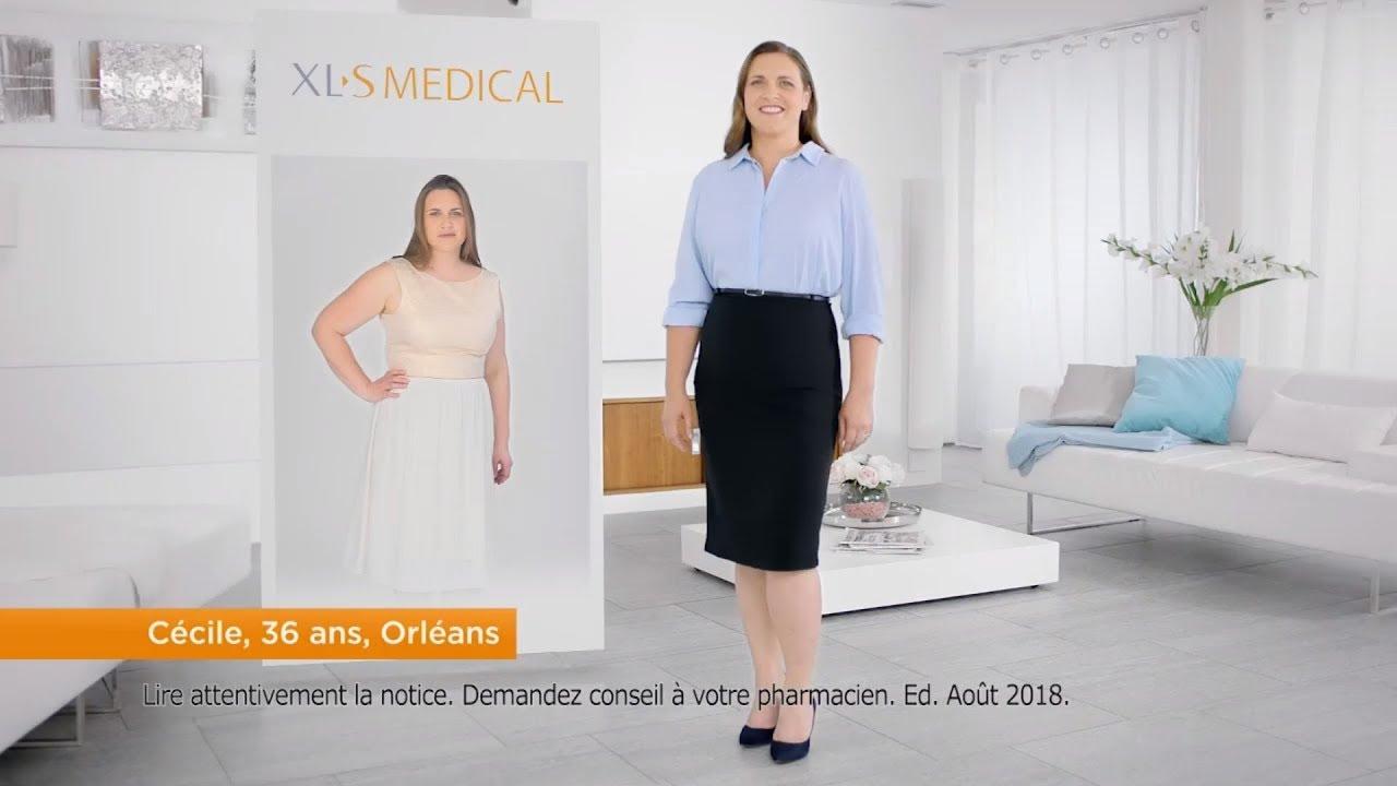 Publicité XL-S Medical Cécile Année : 2018