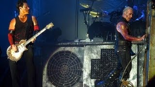 Rammstein in Bucharest 2013 Full Concert HD / Rammstein la Rock the City - 28 iulie 2013
