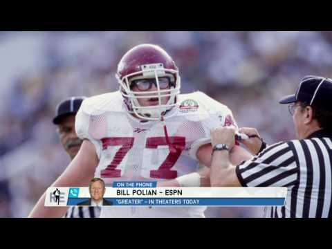 ESPN NFL Analyst Bill Polian on The Brandon Burlsworth Story - 8/26/16