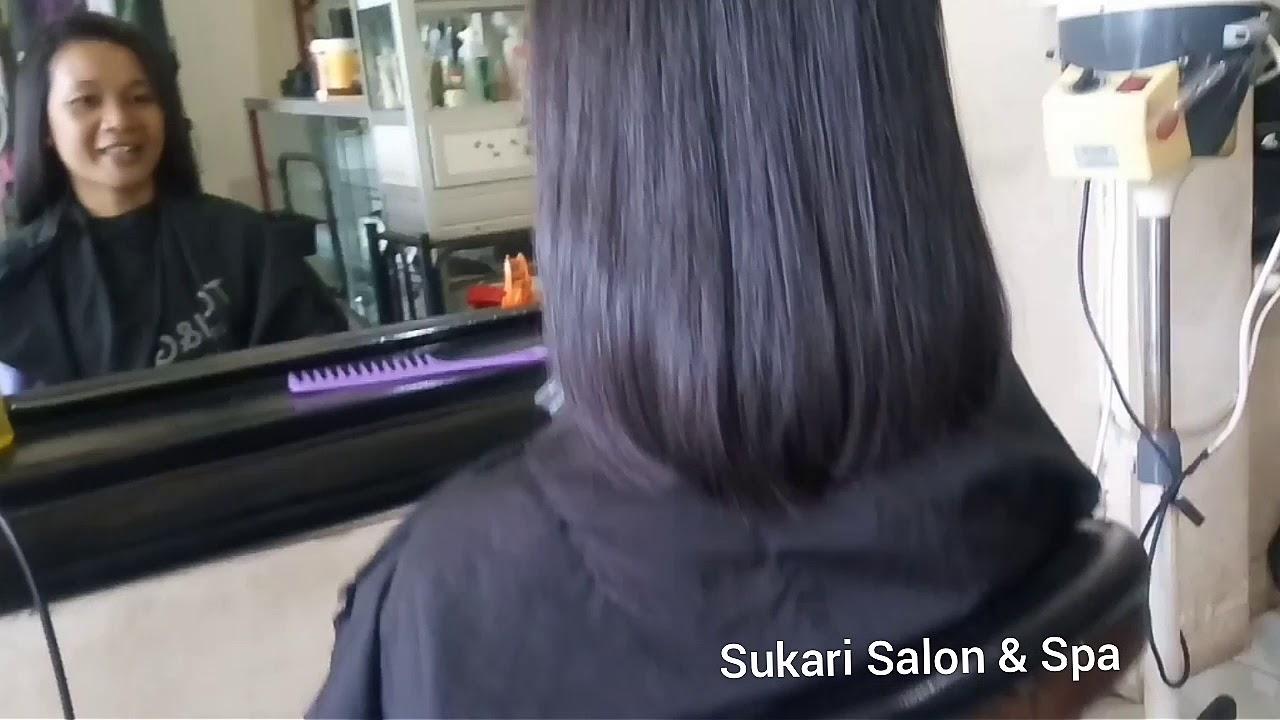 Potong Rambut Bob Sepundak Youtube