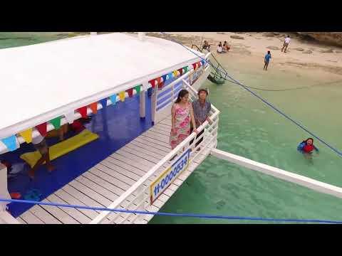 Island Hopping at Samal Island and Mati Davao Oriental