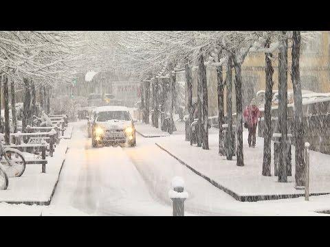Les Hautes Alpes enfin sous la neige