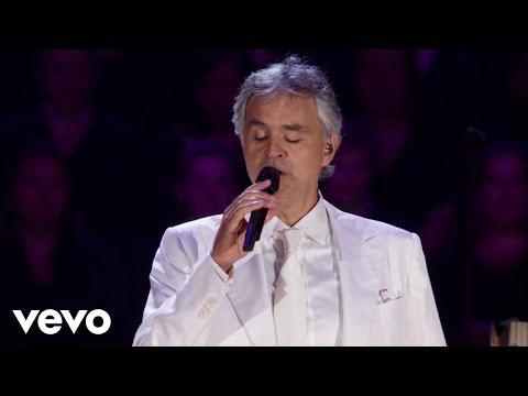 Andrea Bocelli, Tony Bennett - New York, New York (HD)