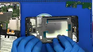 Lenovo Phab Plus PB1-770M Ekran Değişimi #tufaniletisim