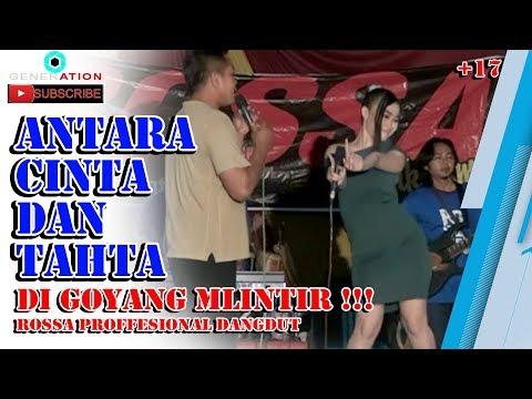 Antara Cinta Dan Tahta Official Rossa Music