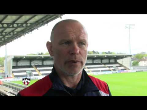"""John Hughes - """" some footballers today don't care """""""