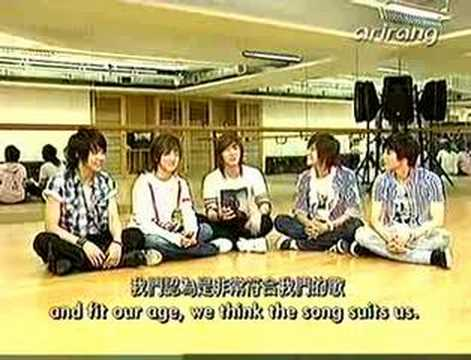 FT Island Interview (Pops In Seoul)