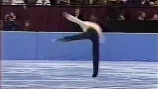 Erik Larson - 1989 U.S. Figure Skating Championships, Men