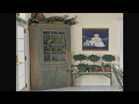How To Decorate A Corner Cupboard Unique Interior Decorating Ideas