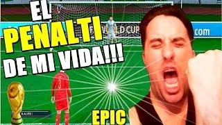 ¡¡El PENALTI que decide una COPA DEL MUNDO!!  FIFA 16 Modo carrera #34