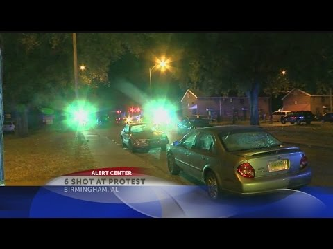Birmingham Shooting: Six Shot After Alabama Peace Rally