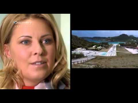 Przerażające Lądowania (World's Scariest Plane Landings) Lektor PL