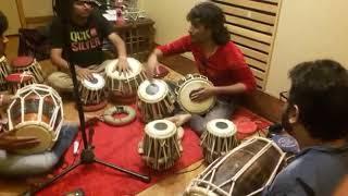 Best recording sessions with ,Ustad Fateh Sulemani, Sandesh Vishwa , Imran Sadani ,Kartik Vishwa