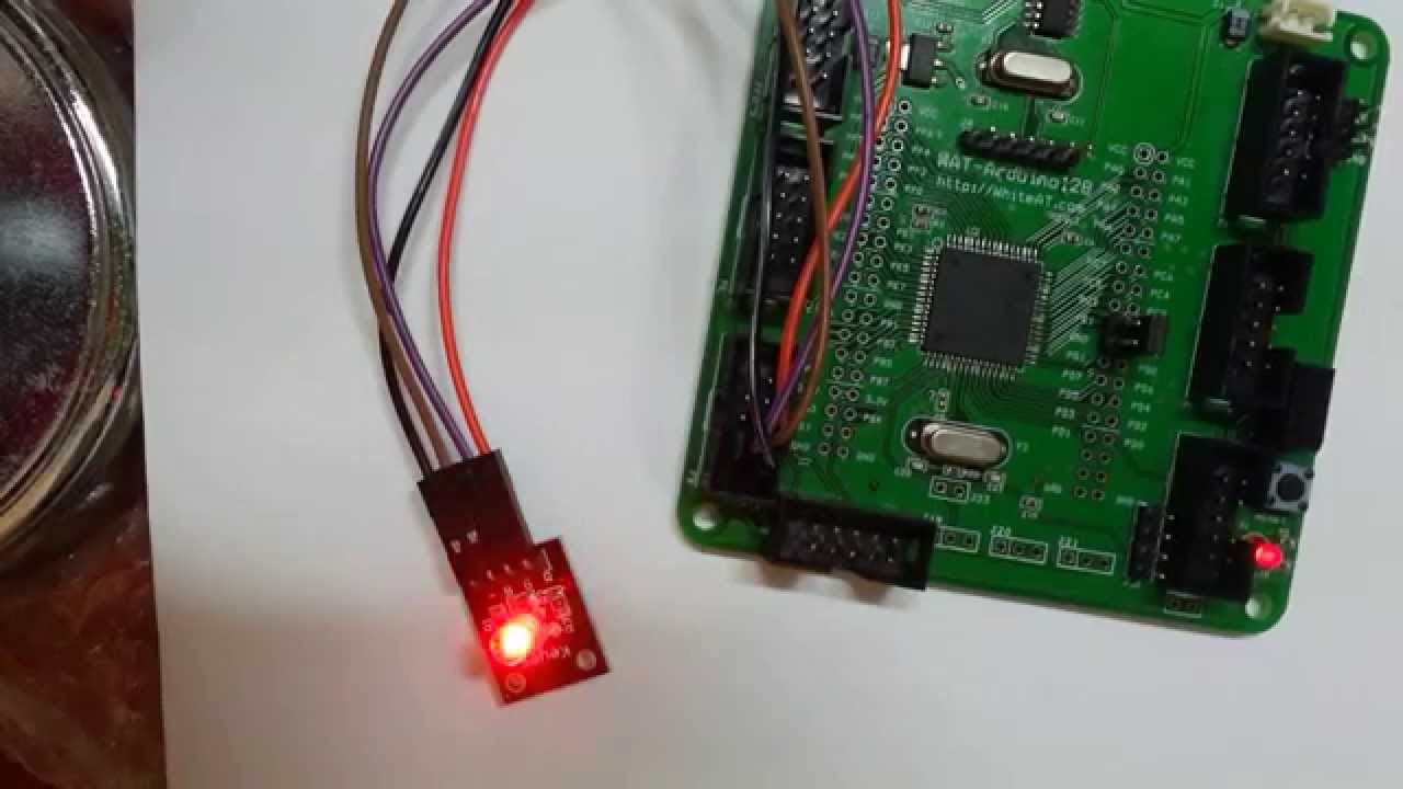Rgb 3 Led Youtube Tutorial Using An Arduino Rgbl Example Circuit