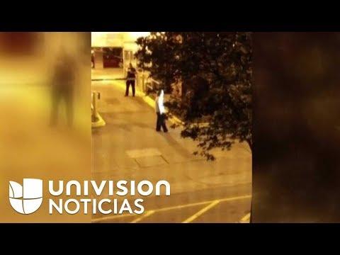 En video: Policía en Atlanta dispara a un activista estudiantil LGBT