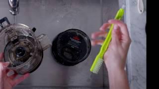 Nettoyage de l'Hurom H-AA Slow Juicer