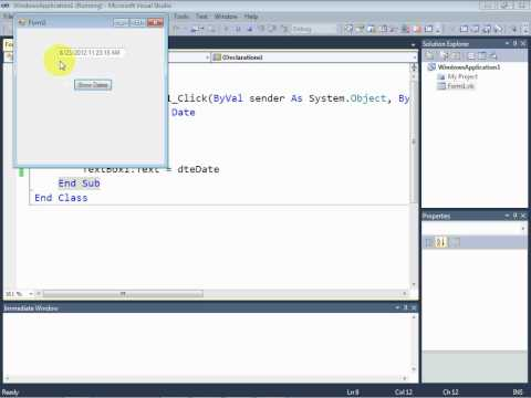 ... of Days or Date Difference between two Dates in Asp.Net C# VB.Net
