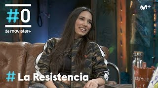 LA RESISTENCIA - Entrevista a India Martínez   #LaResistencia 05.02.2020