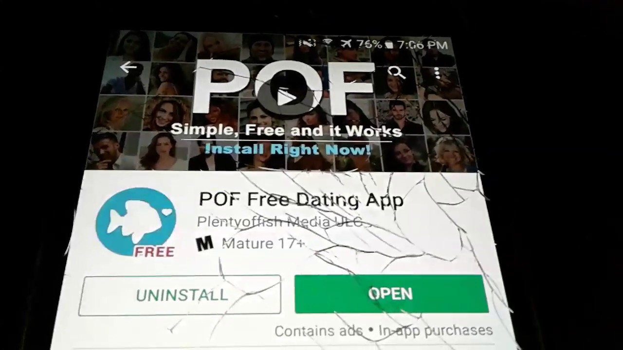 How To Get Unbanned From Pof
