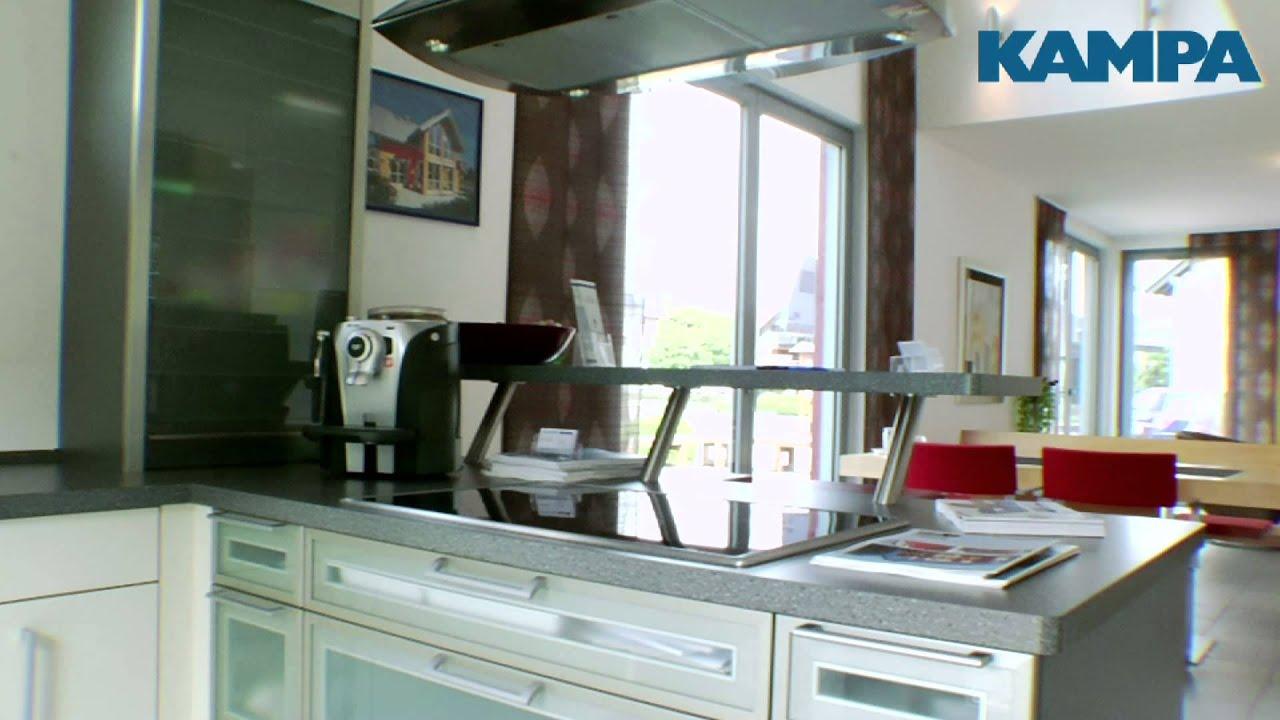 kampa haus im musterhauszentrum m lheim k rlich youtube. Black Bedroom Furniture Sets. Home Design Ideas