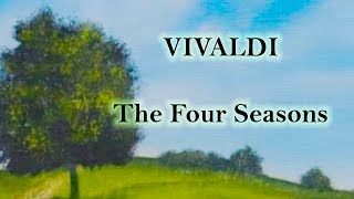 Video Vivaldi Four Seasons - with sonnets text and art to enhance the experience! download MP3, 3GP, MP4, WEBM, AVI, FLV Juni 2018