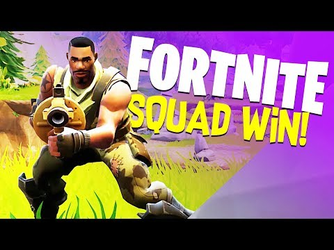 LEGENDARY SQUAD DOMINATION! -  Fortnite Battle Royale Gamepl