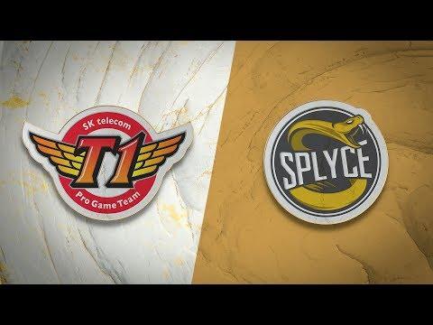 T1 vs Splyce vod