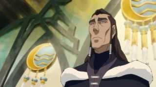 Legend Of Korra Season 2 | Episode 1 (Part 1)