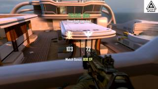 Road to Commander Black Ops II: RISE OF THE SNAKE, 2 (Hijacked, 52-15)